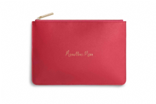 Katie Loxton MARVELLOUS MUM Perfect Pouch Clutch Bag - Fuchsia Pink